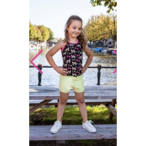 O'chill short zoe neon geel
